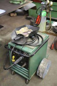 Varmig 160 Welding Machine