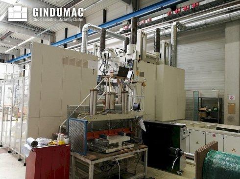 Máquina de moldeo por inyección ENGEL V-Duo 2300