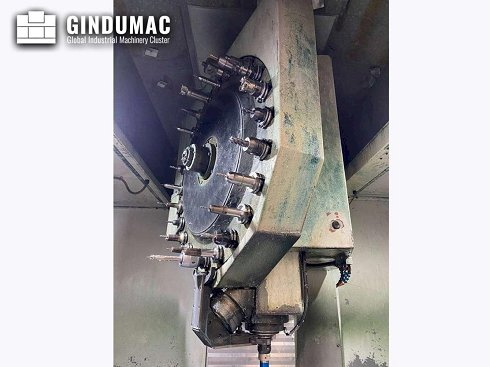 Centro de mecanizado vertical Alzmetall CNC BAZ 15