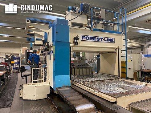 Línea Forestal Seramill 240 Milling