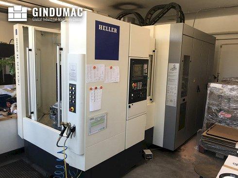 Centro de mecanizado horizontal HELLER H2000