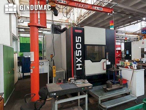 Centro de mecanizado horizontal Quaser HX505 AP / 6B