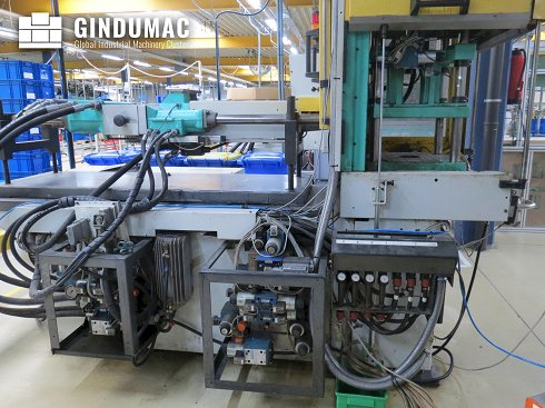 Arburg Allrounder 320 C / S 500-250 Vo Moldeo por inyección