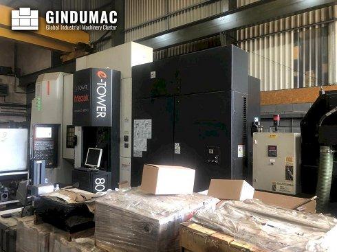 Centro de Mecanizado Horizontal Mazak Integrex 800V/5 II E