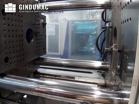 Máquina de moldeo por inyección Krauss Maffei 125 - 390 CX