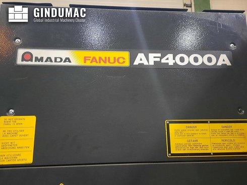 Máquina de corte láser AMADA F0 3015