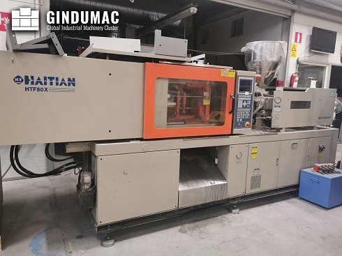 Máquina de moldeo por inyección HAITAIN HTF80XA