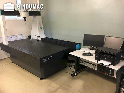Máquina de medición CNC X-Orbit 800/1500/700 de Wenzel