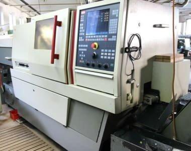 Torno CNC TRAUB TNM 65