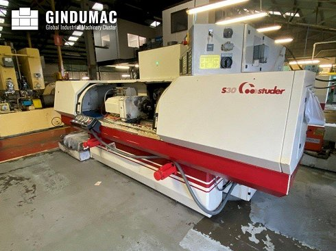 STUDER S30 lean Pro Grinding Machine