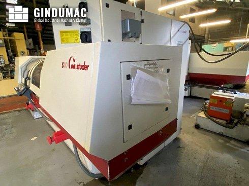 STUDER S30 lean Pro Grinding Machine