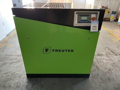 Compresor de tornillo FREUTEK XIN0003 37 kW 50 HP