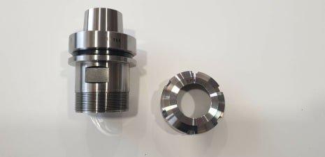 FREUTEK GER0002 Tool holders HSK63F ER 40 (x 6)