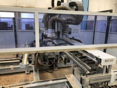 Centro de mecanizado CNC WEEKE Profiline ABS 210