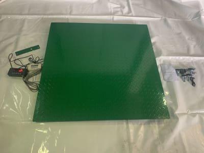 FREUTEK GOL0002 Electronic Scale for Floor Installation