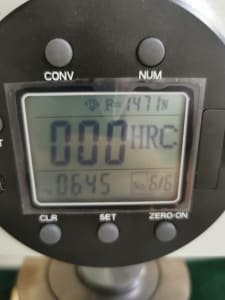 FREUTEK NRH0001 Durometer Rockwell HR150A
