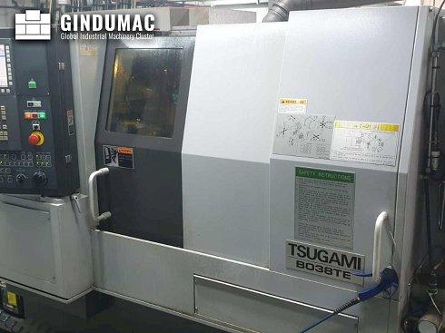 Máquina de tornear TSUGAMI BO38TE