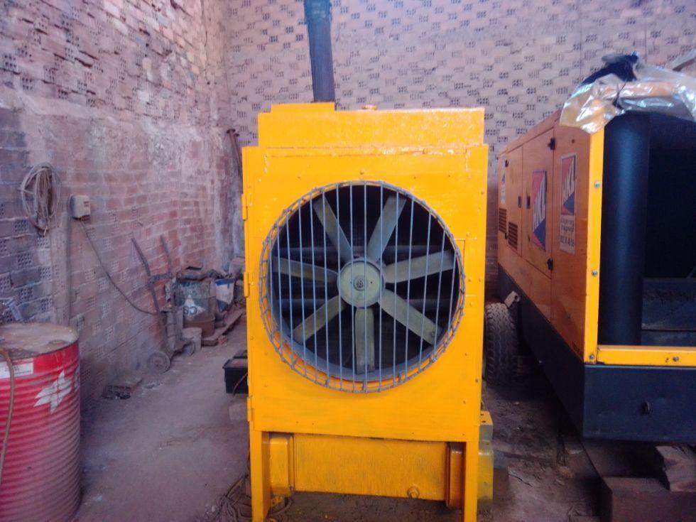 Generador eléctrico diesel Cummins