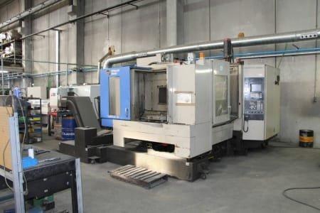 Centro de mecanizado horizontal HITACHI SEIKI HS 500
