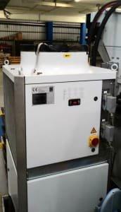 Unidad de filtración de aceite KNOLL VRF500/1400