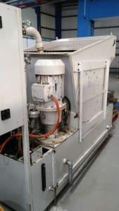 Unidad de filtración de aceite KNOLL VRF500/1550