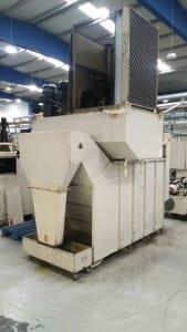 Unidad de filtración de aceite KNOLL SF2000 Turbo -3