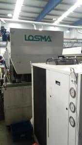Unidad de filtración de aceite LOSMA Spring F6