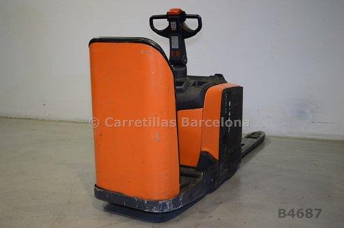 Transpaleta autopropulsada BT LPE200