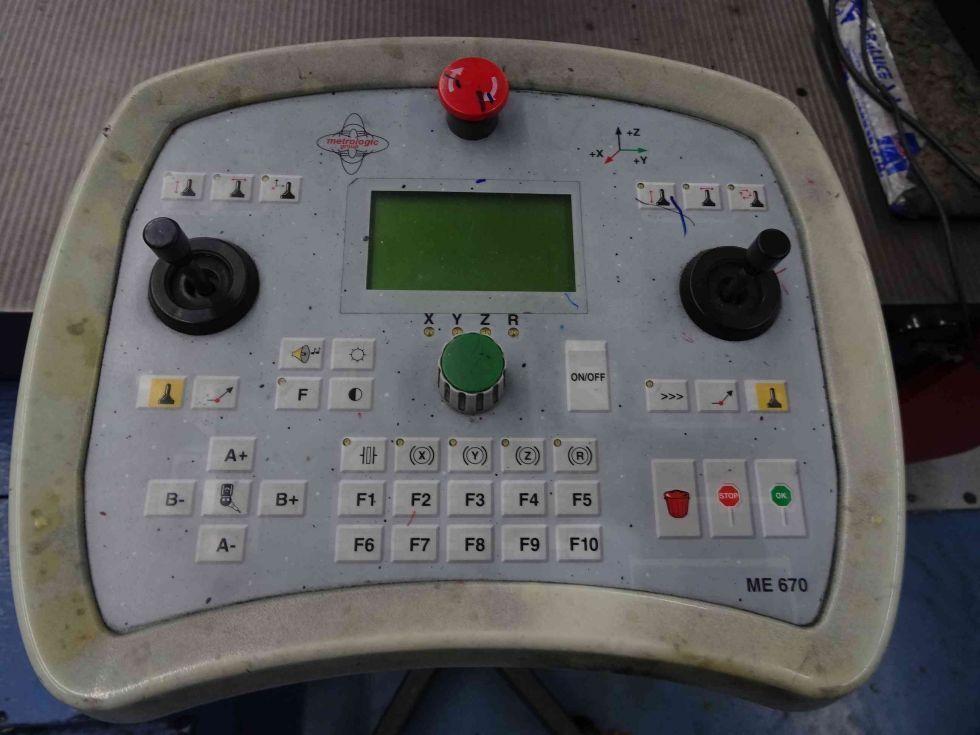 Máquina medir por coordenadas Automática / Tridimensional