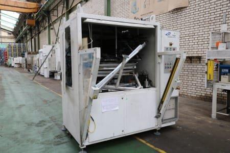 Doble soldador de ultrasonidos MECASONIC 0308-5