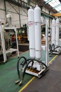 Acumulador de nitrógeno HYDAC