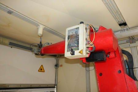 Robot REIS RV6L-CO2