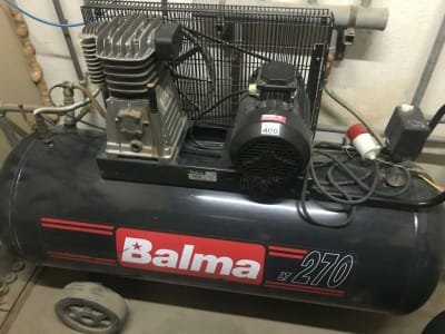 BALMA LT 270 Compressor 2