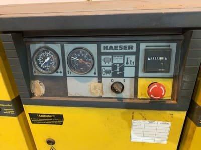 Compresor de tornillo KAESER AS36