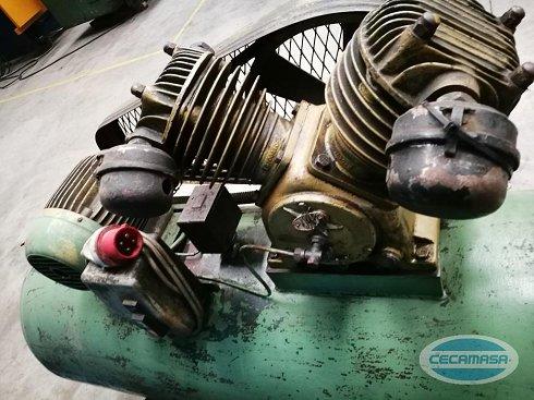 Compresor PUSKA 2 pistones