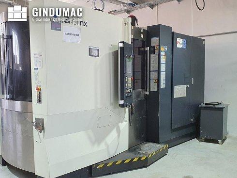 Centro de mecanizado horizontal Makino a61nx