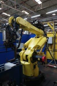 FANUC Robot Welding Cell