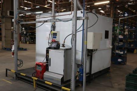 ABB Robot Welding Cell