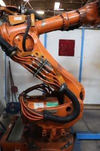 AWL Robot Welding Cell