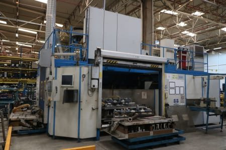 AWL T4L1FT Laser Welding plant