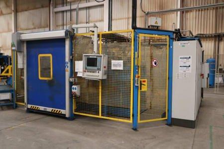 BERGMANN & STEFFEN Projection Welding machine