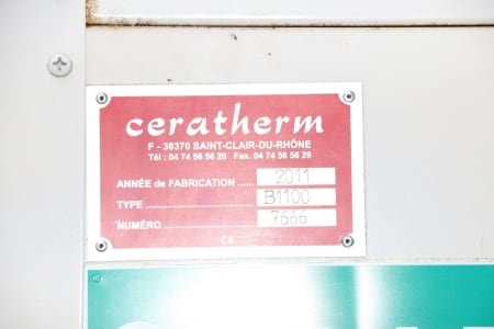 Horno CERATHERM B1100