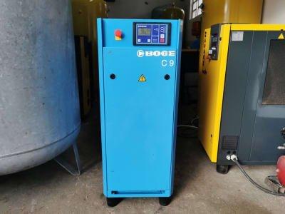 Compresor de tornillo BOGE C9