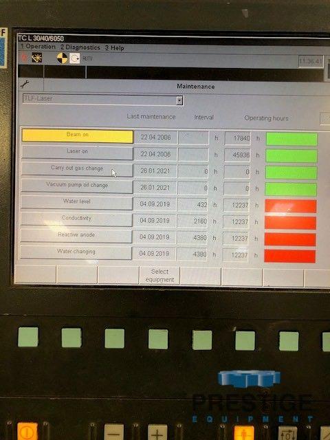Láser óptico volador CNC