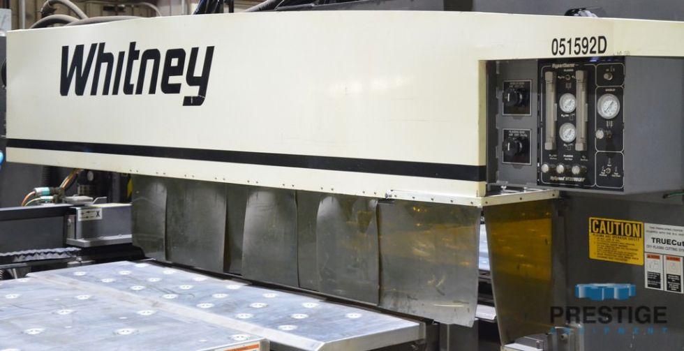 Centro de fabricación de plasma y punzonado CNC
