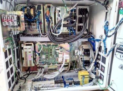 YASKAWA YR-CSP50-B01 Ser. Nr. S66373-1-1 ERCR-CSP1500-RB00 Robot