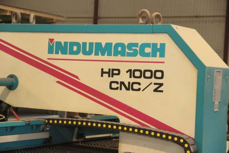 INDUMASCH HP 1000 CNC-Z Punching Machine