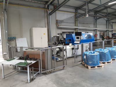 WAFIOS BM6 CNC Bending and Coiling Center