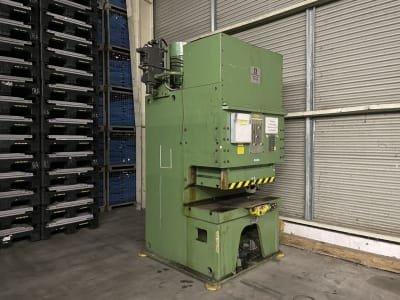 Prensa hidráulica GUSTAV WOLFF HPC 1250 125 t