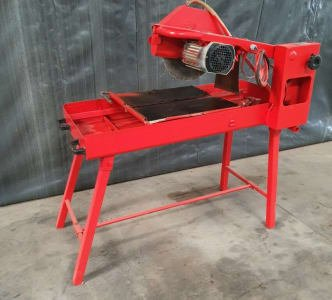 DIAMOND CUTS MT 350 Brick and stone blocks cutting machine